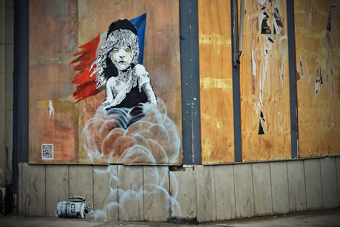 Banksy Les-Miserables Calais